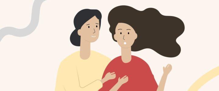 کسی را داشته باشید که در مواقع ناراحتی با او صحبت کنید.(سی و هفتیمن ایده)