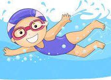 شنا را یاد بگیرید و حداقل ماهی یکبار به استخر بروید.(سی و دومین ایده)